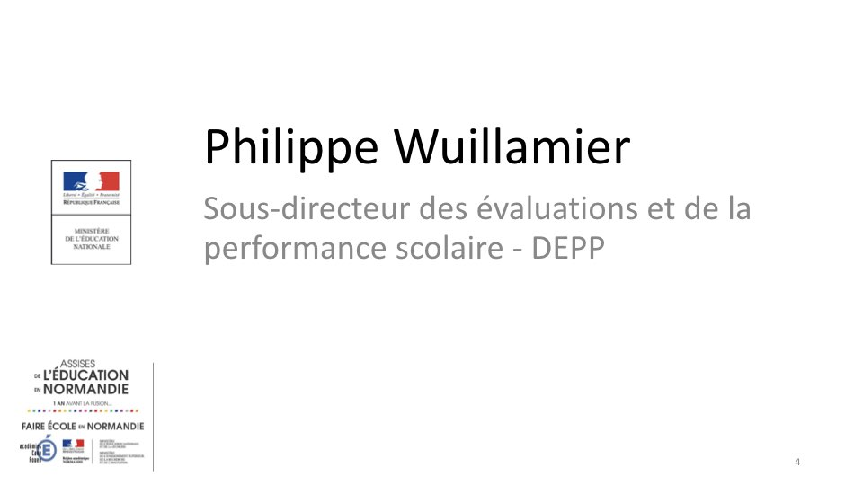 Intervention de Phlippe Wuillamier