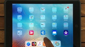 TABLETTES : les applications sur un iPad (ranger, naviguer, fermer, ...)