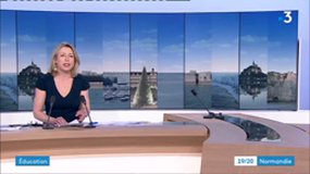 La réunion d'informations couverte par France3