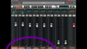 Configurer la console Soundcraft Ui 12 - Étape 5 (facultatif) : Modifier la configuration