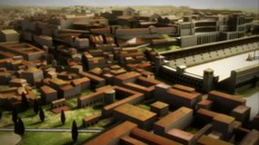 La Rome Antique en 3D