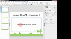 Tutoriel LibreOffice Impress