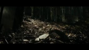 The Desolation of Smaug: Bilbo awakens Smaug