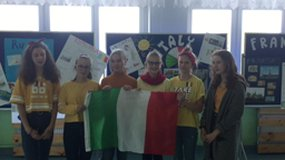 European languages day to present Italy